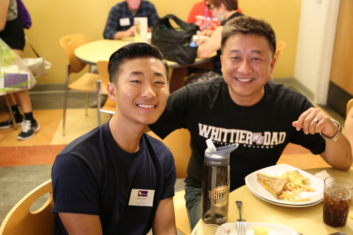 Whittier College, Move In Day, Class of 2019