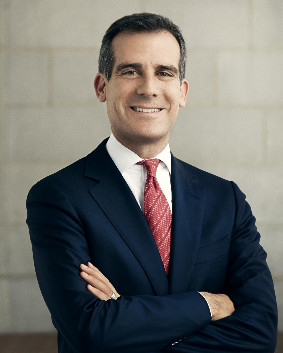 Eric Garcetti, Los Angeles Mayor, Commencement Speaker