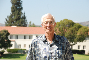 Chuck Hill, Social Psychology, Whittier College faculty