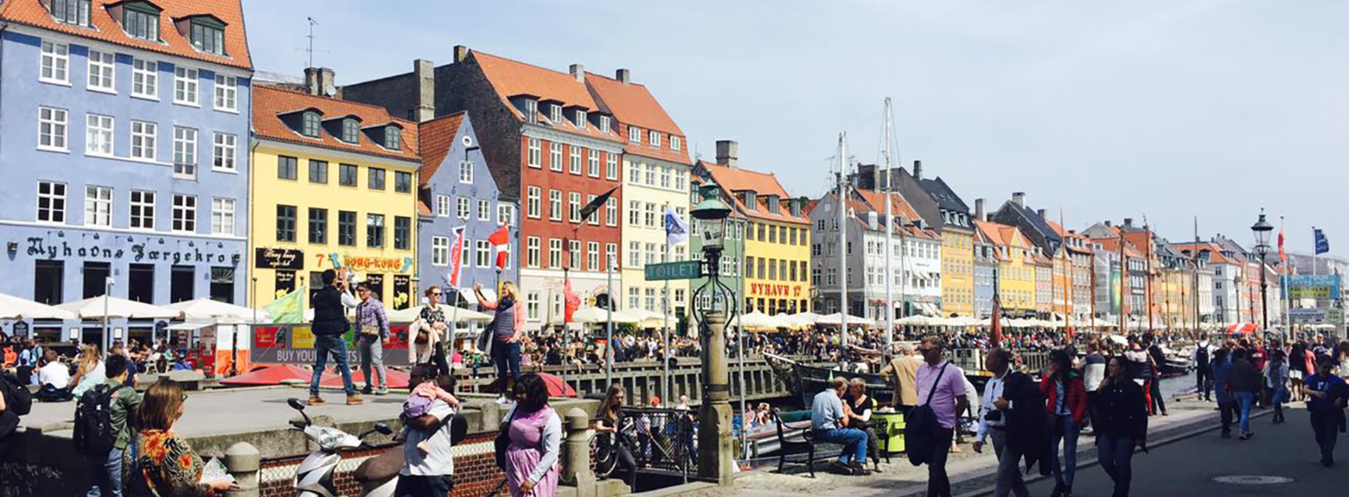 Poets study abroad in Denmark