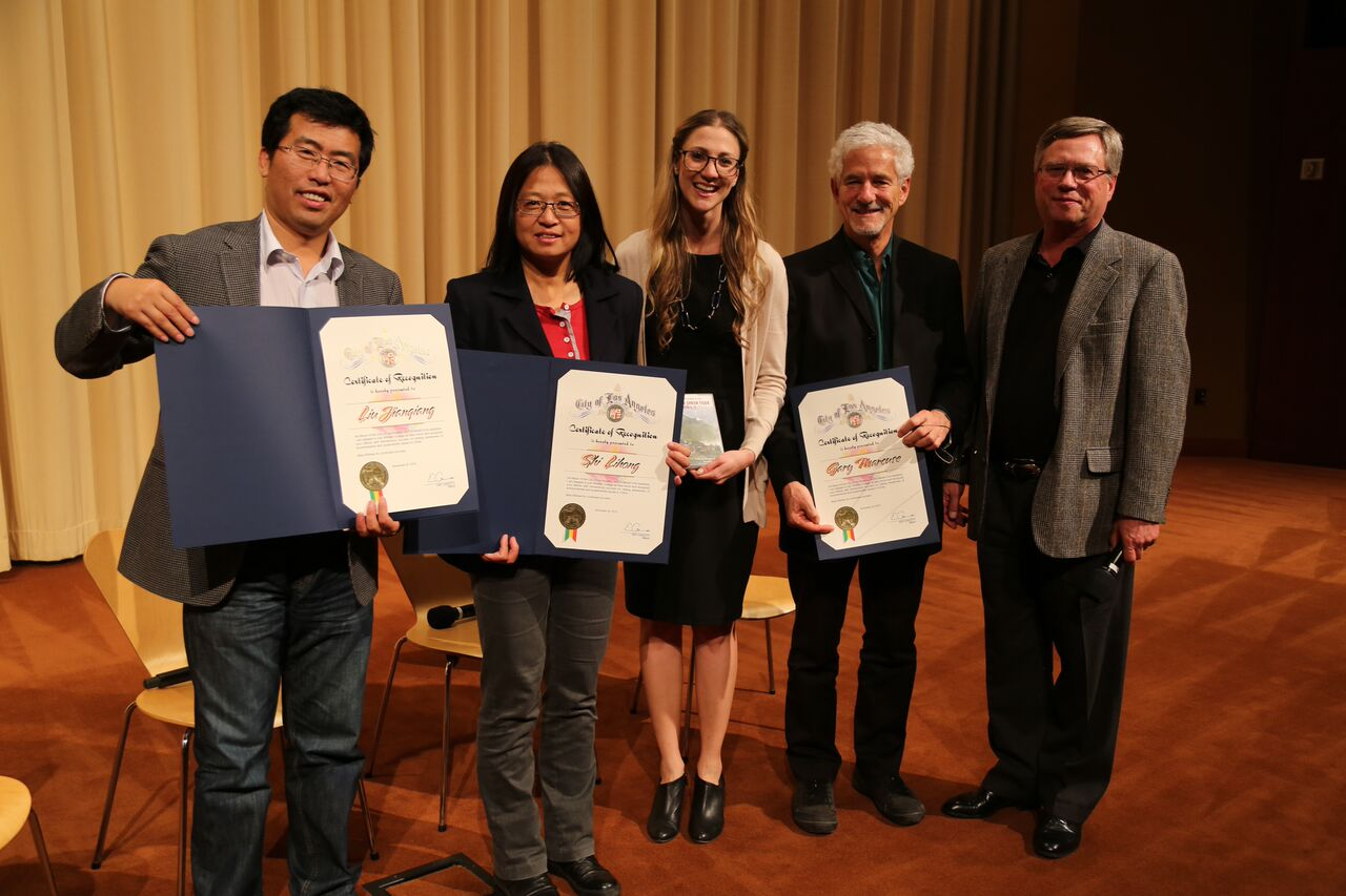 LIASE, Chinese Filmmakers, Whittier College
