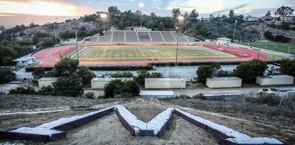 Whittier Stadium