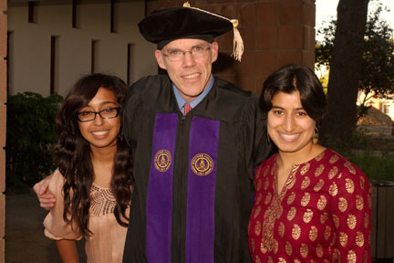 Respected american environmentalist Bill Mckibben Speaks at Whittier College