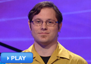 Alumnus Michael Muller '01 wins Jeopardy.