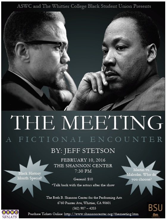 Poster for The Meeting