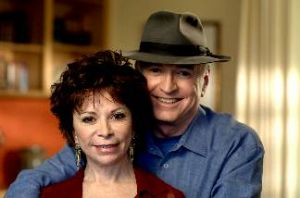 Isabel Allende and William Gordon