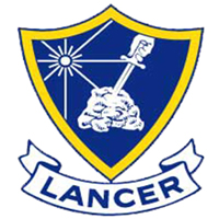 Lancers society crest
