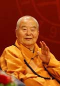 Buddhist Grand Master Honored by Whittier College