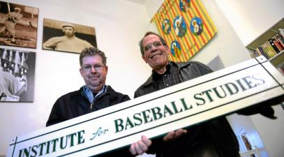 Terry Cannon and Joe Price, Institute for Baseball Studies