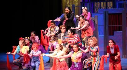 Cast of Pippin